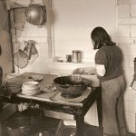 Kitchen 1974 (photo: John Jeakins)