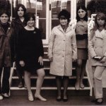 6 ladies May 1967