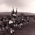 FHS v old boys 1975 1