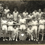 House Cross Country teams 1960 a
