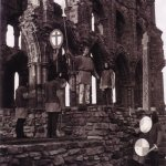 Pageant Whitby Abbey 1964 Andrew Frearson