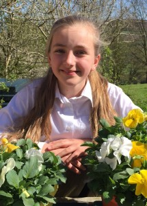 17th April 2015  Lilly Belle Whiteley for excellent recall of river features in our geography field trip.