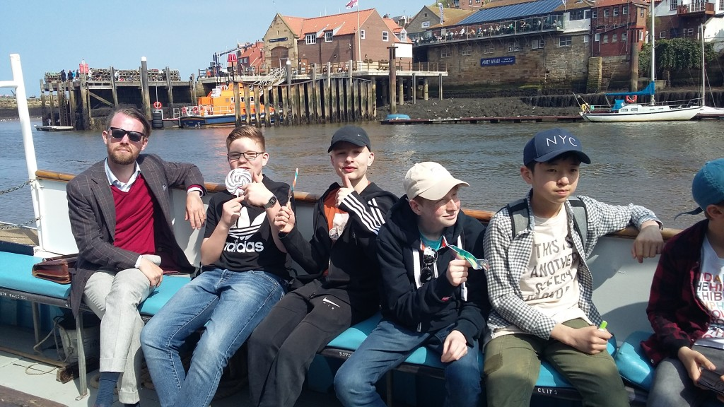 Whitby Boat tour Saturday
