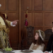 Damon and Amelia visit Henry VIII