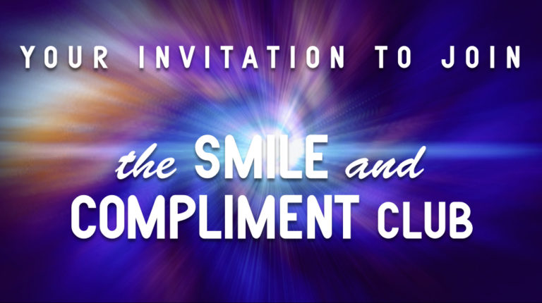 Welcome to The Smile and Compliment Club! - Fyling Hall