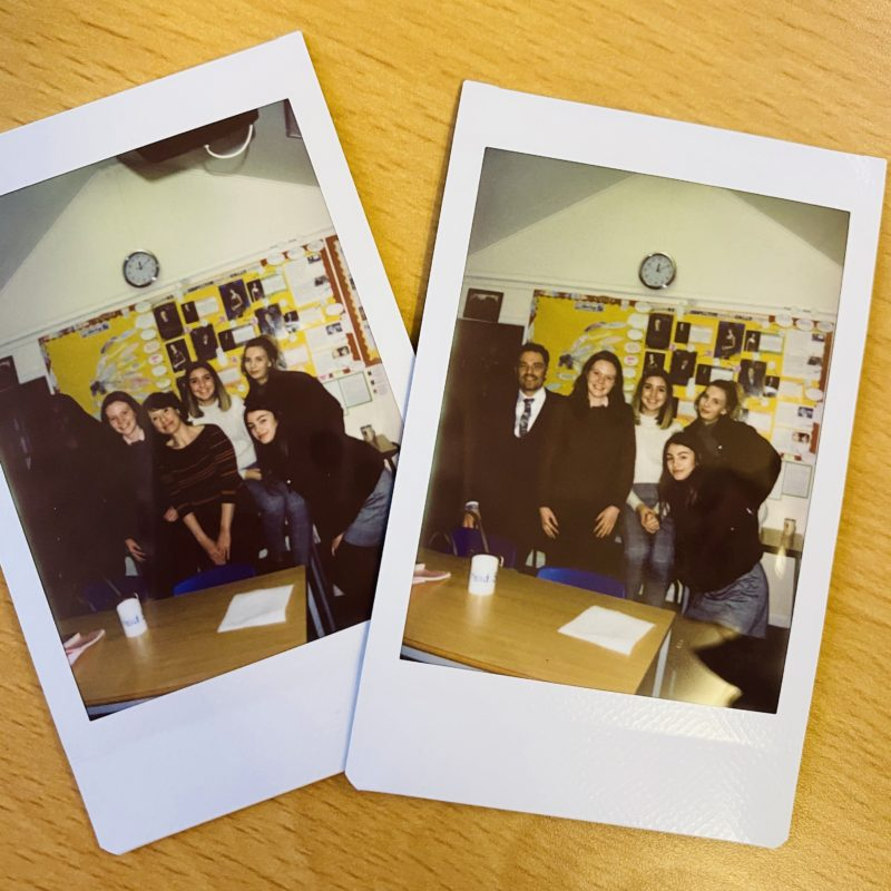 Emilia shares the amazing thing about Fyling Hall including her English Literature classes