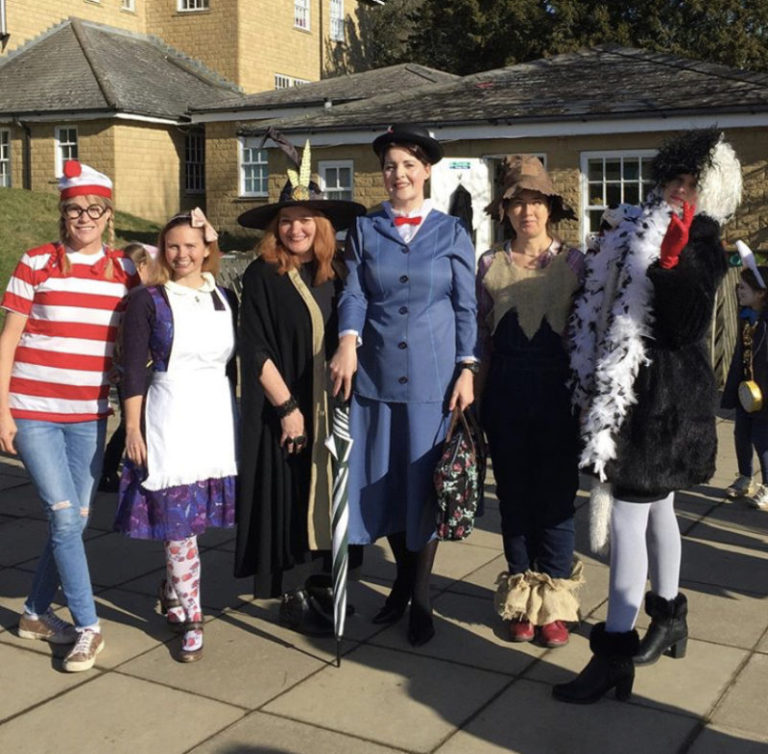 something a little bit different - World Book Day