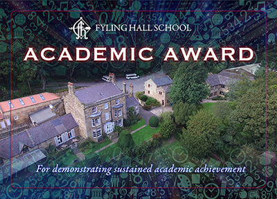 Remarkable week for Academic Awards