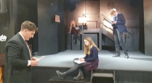 An examined performance in Drama GCSE