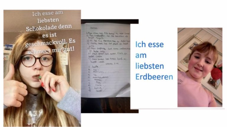 A spotlight on German lessons