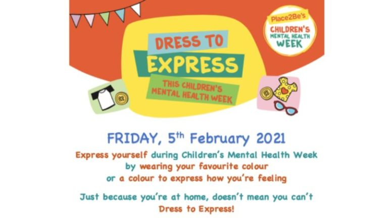 Friday is Dress to Express Day