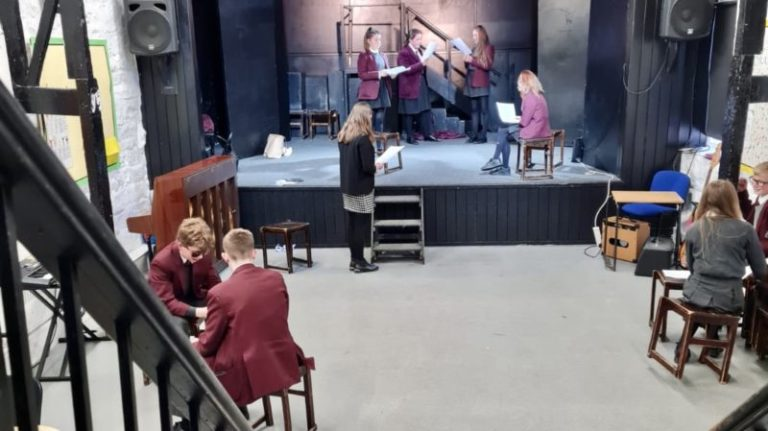 Why choose Fyling Hall Drama for 6th Form?