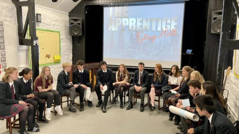 Year 10 Professional Work Experience