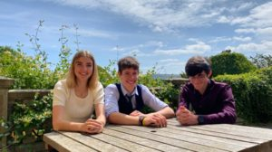 Sixth Formers turn the tables