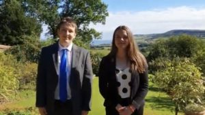 A message from our Head Girl and Head Boy