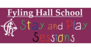 Our informal Stay and Play sessions