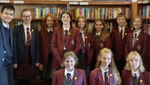 Brand new team of Librarians